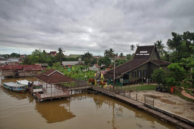 Museum Wasaka Banjarmasin Kalimantan Selatan